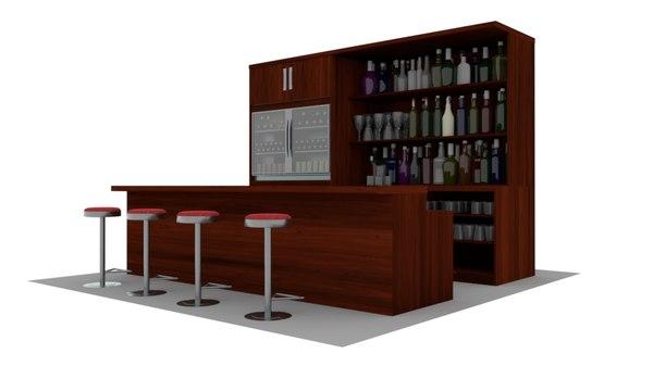 3D bar
