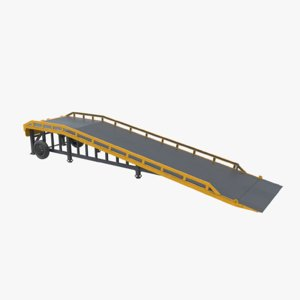 contains loading ramp 3D