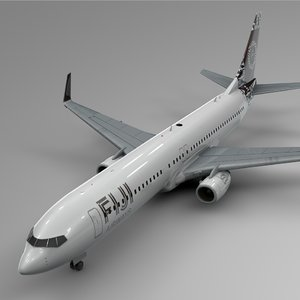 fiji airways boeing 737-800 model
