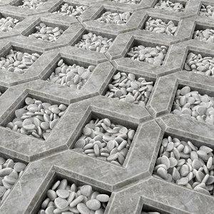 tiled 3D
