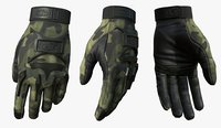 gloves model