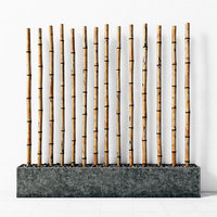 decor bamboo model