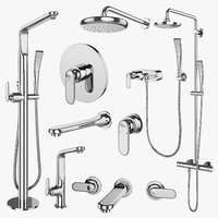 Faucets and shower systems GROHE Veris set 70