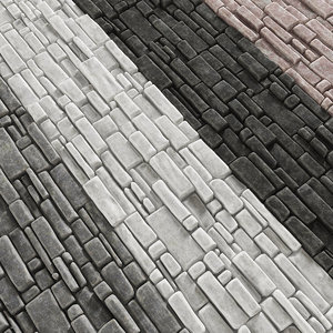 smoothing tiled 3D model