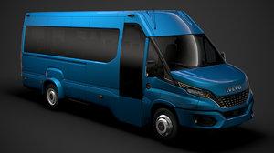 iveco daily tourus l4h2 3D model