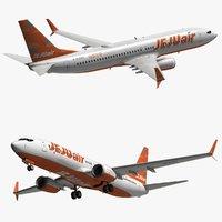 Boeing 737 800 Jeju Air