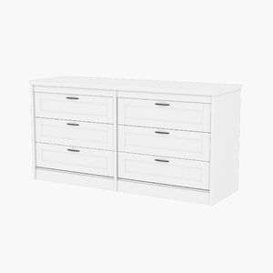 3D songesand ikea chest 6