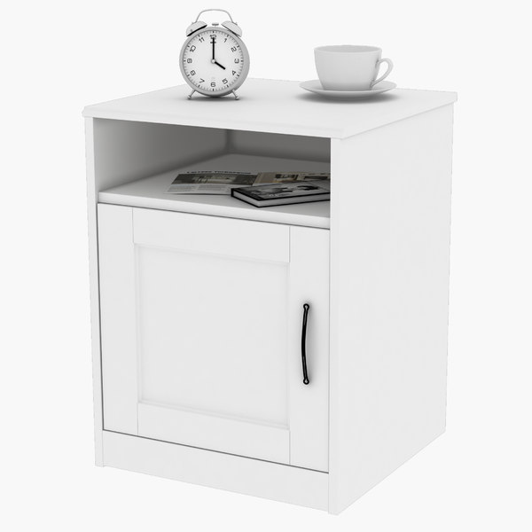3D songesand bedside table