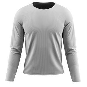 photorealistic men s t-shirt 3D model