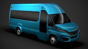iveco daily tourus l4h3 model