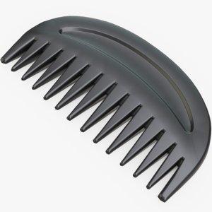 small hair 3D model