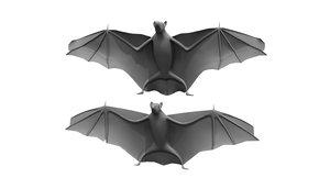 bat 3D