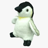 Plush Animal 13 Penguin