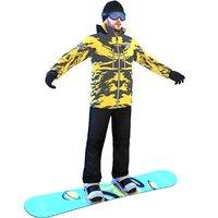 snowboarder board 3D
