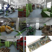 Factory interior scene