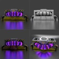 3D reactor games