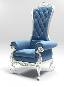 classic italian furniture 3D