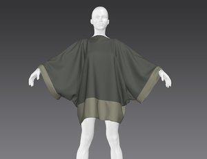 cape marvelous model