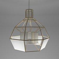 3D modern lamp