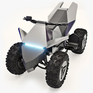cyberquad atv model