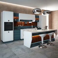 icon kitchen 3D model