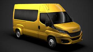 iveco daily minibus l2h2 model