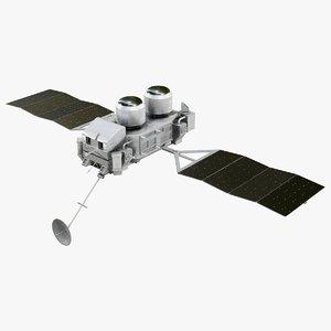 3D cgro compton gamma observatory model