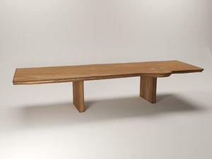 guacu table model