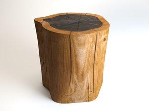 3D seat kaiowa model