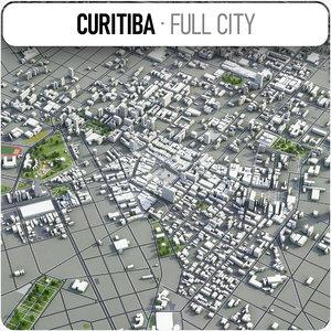 3D curitiba surrounding -