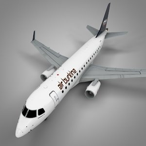 3D air burkina embraer170 l423