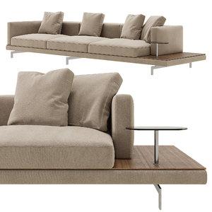 3D dock sofa b