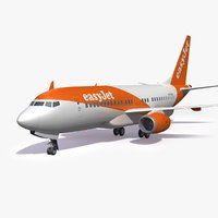 Easyjet Airliner Airplane