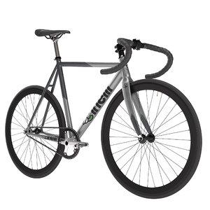 3D model cinelli mash bolt bike