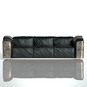 3D sofa giopagani