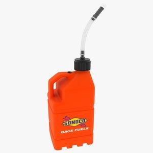 3D gas spout