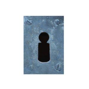 3D key hole
