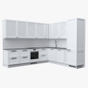 kitchen set model