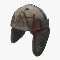 3D photorealistic helmet