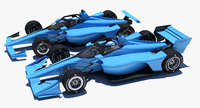 Indycar 2020 - Road and Oval versions