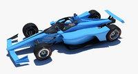 car indy 2020 3D model