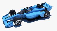 indycar 2020 road versions 3D model
