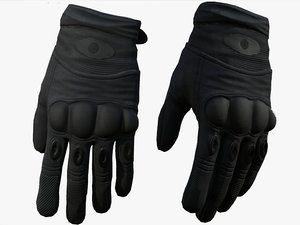 3D gloves military sci