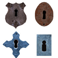 Old Keyhole Collection