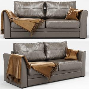 3D sofa gessberg ikea