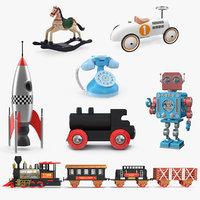 Retro Toys Collection 2