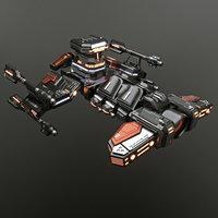 Starcraft 2 Terrain's Battlecruiser