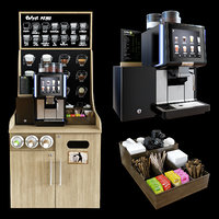 Coffe shop WMF 1500S