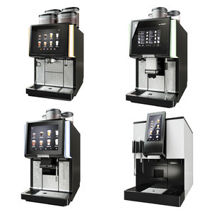 3D model vending machine