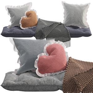 pillow seat model